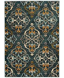 "Oriental Weavers Sedona 6368B 6'7"" x 9'6"" Area Rug"