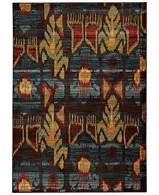 "Oriental Weavers Sedona 4378H 6'7"" x 9'6"" Area Rug"