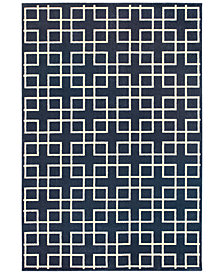 "Oriental Weavers Ellerson Crosswalk 9'10"" x 12'10"" Area Rug"