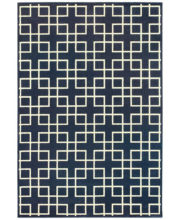 "Oriental Weavers Ellerson Crosswalk 9'10"" x 12'10"" Area Rug"