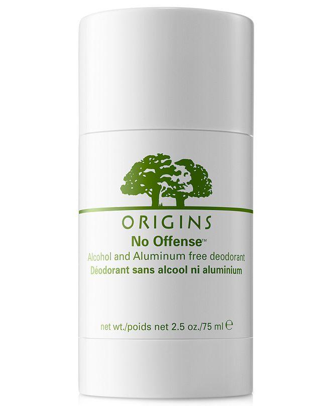 Origins No Offense Alcohol and Aluminum Free Deodorant