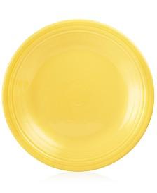 """Fiesta Sunflower 10.5"""" Dinner Plate"""