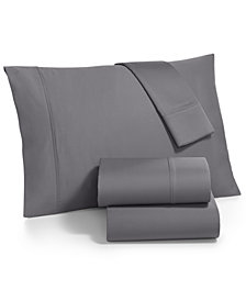 Fairfield Square Collection Whitney Extra Deep Pocket King 4-Pc Sheet Set, 1000 Thread Count