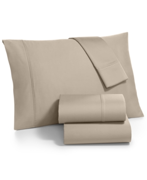 Fairfield Square Collection Whitney California King 4Pc Sheet Set 1000 Thread Count Bedding