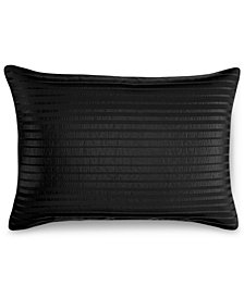 Hotel Collection Onyx Standard Sham, Created for Macy's