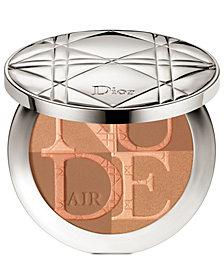 Dior Diorskin Nude Air Glow Powder Healthy glow radiance powder Bronzer