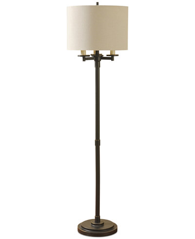 StyleCraft Four-Arm Floor Lamp