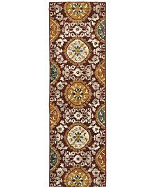 "Oriental Weavers Sedona 6366A 2'3"" x 7'6"" Runner Rug"