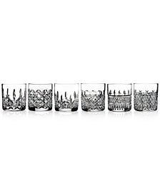 Waterford Heritage Straight Sided Tumblers, Set Of 6
