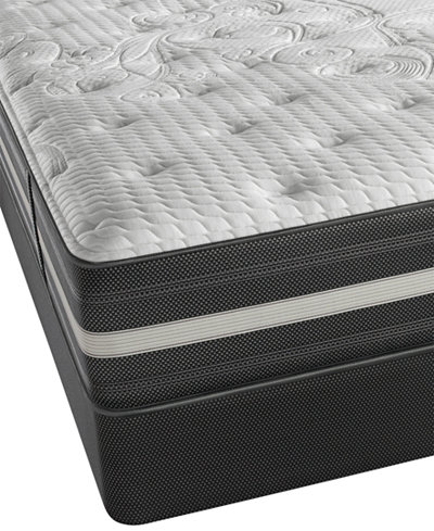 Recharge World Class Keaton 13 Luxury Firm Mattress Set Queen