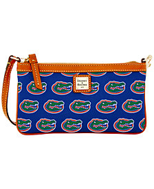 Dooney & Bourke Florida Gators Large Slim Wristlet