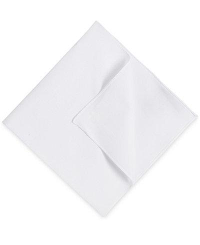BOSS Solid Pocket Square
