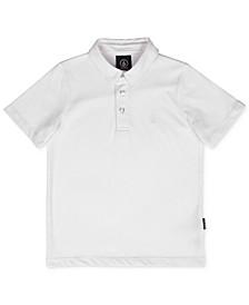Wowzer Polo Shirt, Little Boys