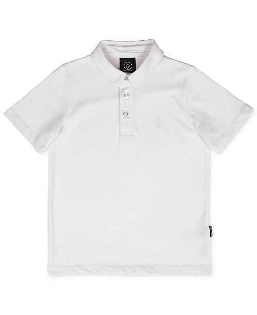 Volcom Wowzer Polo Shirt, Toddler Boys