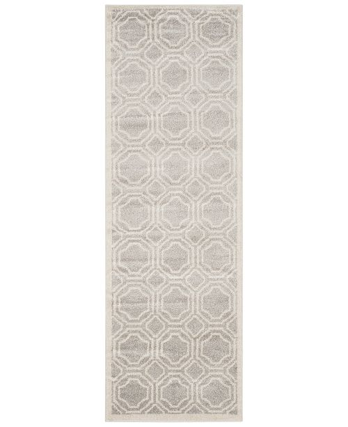 Safavieh  Amherst Indoor/Outdoor AMT411 2'3'' x 11' Runner Area Rug