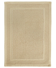 "CLOSEOUT! Hotel Collection 30"" x 72"" Woven Tub Mat, Created for Macy's"