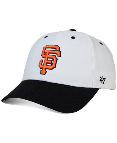 '47 Brand San Francisco Giants Audible MVP Cap