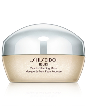 Shiseido Ibuki Beauty Sleeping Mask 2.8 oz.