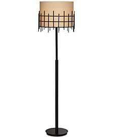CLOSEOUT! kathy ireland home by Pacific Coast Arris Floor Lamp