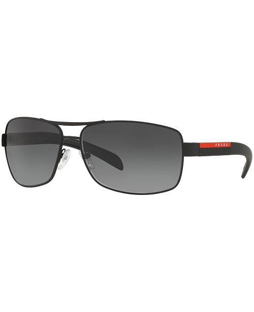 Prada Linea Rossa Polarized Sunglasses , PS 54IS