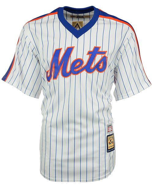 huge discount 469fb 1aecf Men's Tom Seaver New York Mets Cooperstown Replica Jersey
