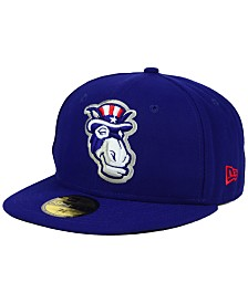 New Era New Hampshire Fisher Cats AC 59FIFTY Fitted Cap