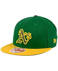 New Era Oakland Athletics Reflect On 9FIFTY Snapback Cap