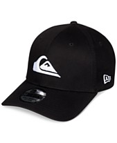 28271d278b8 Quiksilver Men s Mountain and Wave Logo Cap