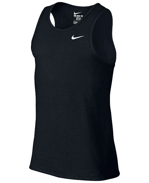 a13e87083acdc0 ... Nike Ace Logo Tank - Mens Select Clothing - Terra Red-Black-  Nike.  Mens Dri-FIT Tank Top. 12 reviews. 25.00