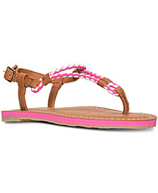 Polo Ralph Lauren Big Girls ' Alexis Braided Sandals from Finish Line