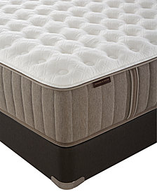"Stearns & Foster Estate Garrick 14"" Luxury Firm Mattress Set- Queen"