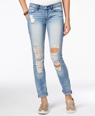 Rewash Juniors' Girlfriend Skinny Jeans - Juniors - Macy's