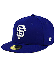 New Era San Francisco Giants C-Dub Patch 59FIFTY Fitted Cap