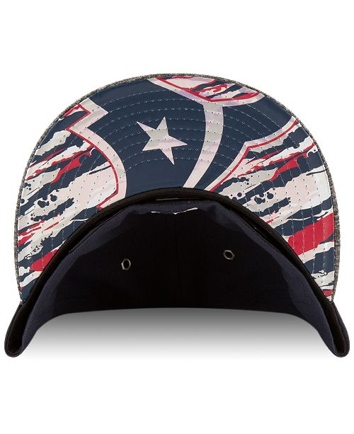 6619157c New Era Houston Texans 2016 NFL Draft On Stage 59FIFTY Fitted Cap ...
