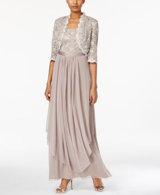 Macy's Formal Mother Bride Dresses