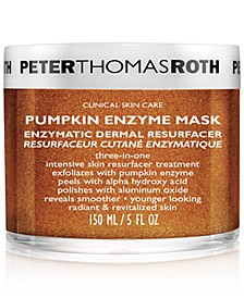 Pumpkin Enzyme Mask Enzymatic Dermal Resurfacer, 5 oz