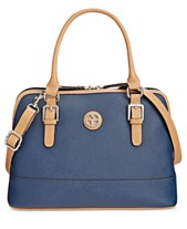 14c068fd9874 Giani Bernini Saffiano Dome Satchel