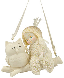 Department 56 Snowbabies Wise Advice Ornament