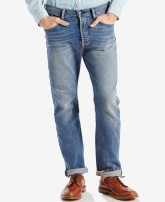 Men's 501 Original Fit Stretch Jeans