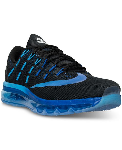 hot sale online 345e1 e5089 ... Nike Mens Air Max 2016 Running Sneakers from Finish Line ...