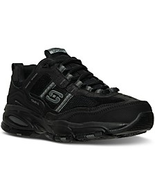 Skechers Men's Vigor 2.0 - Trait Wide Width Training Sneakers from Finish Line