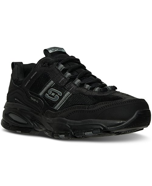 19b147e8ef2f9 ... Skechers Men's Vigor 2.0 - Trait Wide Width Training Sneakers from  Finish ...