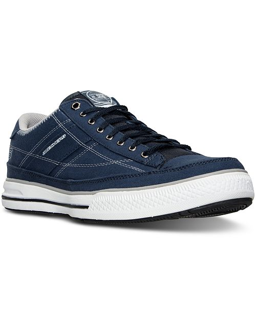 fd7631753c0b ... Skechers Men s Arcade - Chat Memory Casual Sneakers from Finish ...