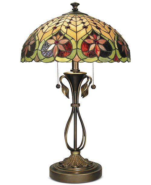 Dale Tiffany Leilani Table Lamp