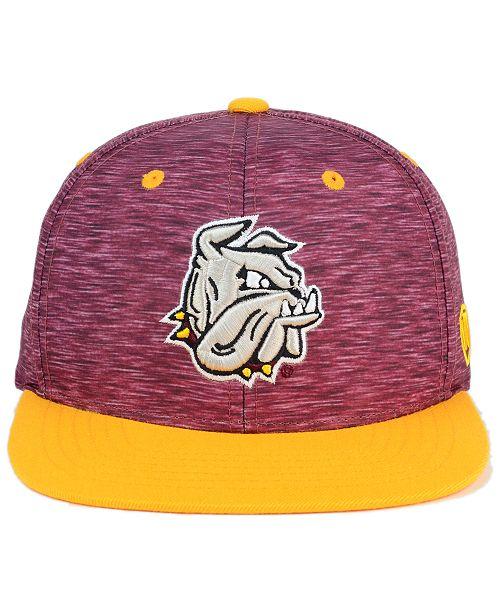 5cf7db8d439 Top of the World Minnesota Duluth Bulldogs Energy 2-Tone Snapback Cap -  Sports Fan Shop By Lids - Men - Macy s
