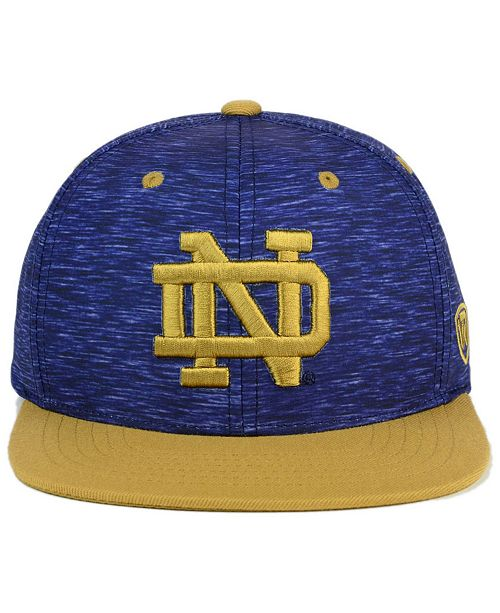 pretty nice eb9ef 3fc1a ... adjustable hat green gold 2ccdb 30970  sweden top of the world notre  dame fighting irish energy 2 tone snapback cap sports fan