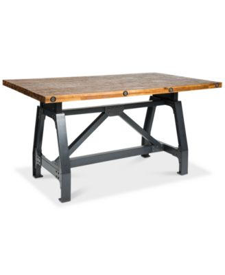Lancaster Dining Table, Quick Ship