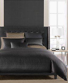 CLOSEOUT! Hotel Collection Onyx Bedding Collection, Created for Macy's