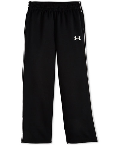 Under Armour Textured Mesh Warm-Up Pants, Little Boys