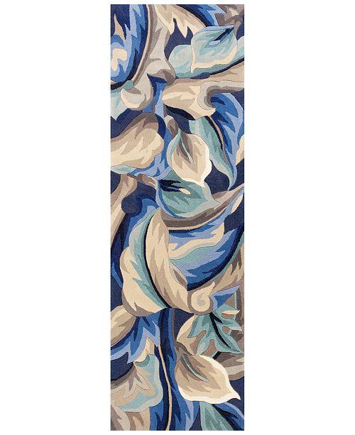 Catalina 756 Blue Calla Lilies